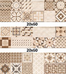 Decor Melina Beige 20x60